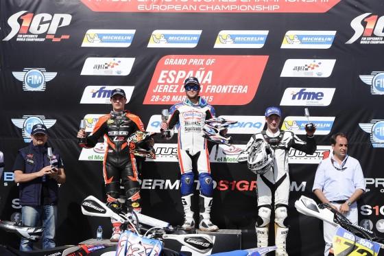 Mondiale – 1° GP Jerez 2015