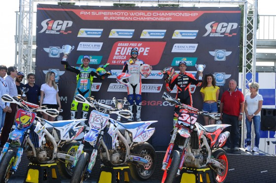 Mondiale – 3° GP Busca 2015