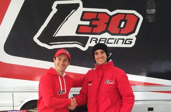 Andrea Occhini e Team L30 Racing
